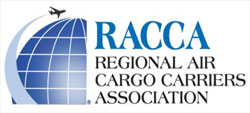 Member of Regional Air Cargo Carriers Association
